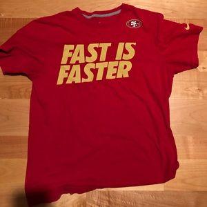 Nike 49's t shirt